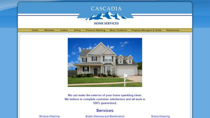 Cascadia Home Services