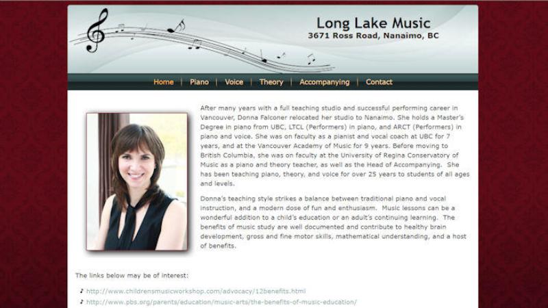 Long Lake Music