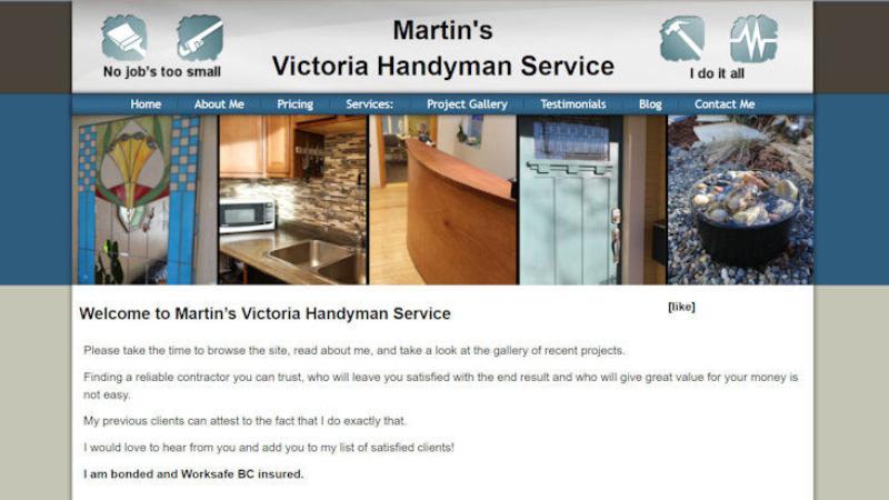 Martin - Handyman