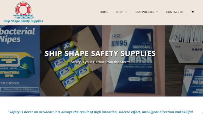 Ship Shape Safety Supplies