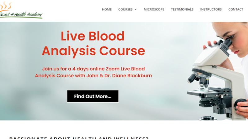 Live Blood Course