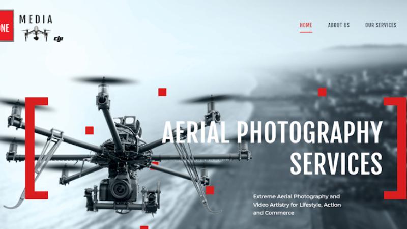 the drone media